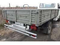 Задняя защита-ограничитель УАЗ-ПРОФИ сдвоенная
