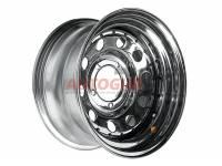 Диск колесный стальной УАЗ R16 5x139.7 8x16 ET-19 А08 (хром) OFF-ROAD Wheels