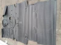 Напольное покрытие «завод» (полиуретан) УАЗ-Хантер 5 ст. АДС