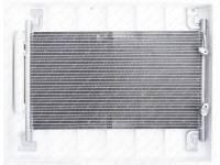 Конденсатор (радиатор)кондиционера с рессивером (бензин/дизель) Прамо (ЛР3163-8131020-30)